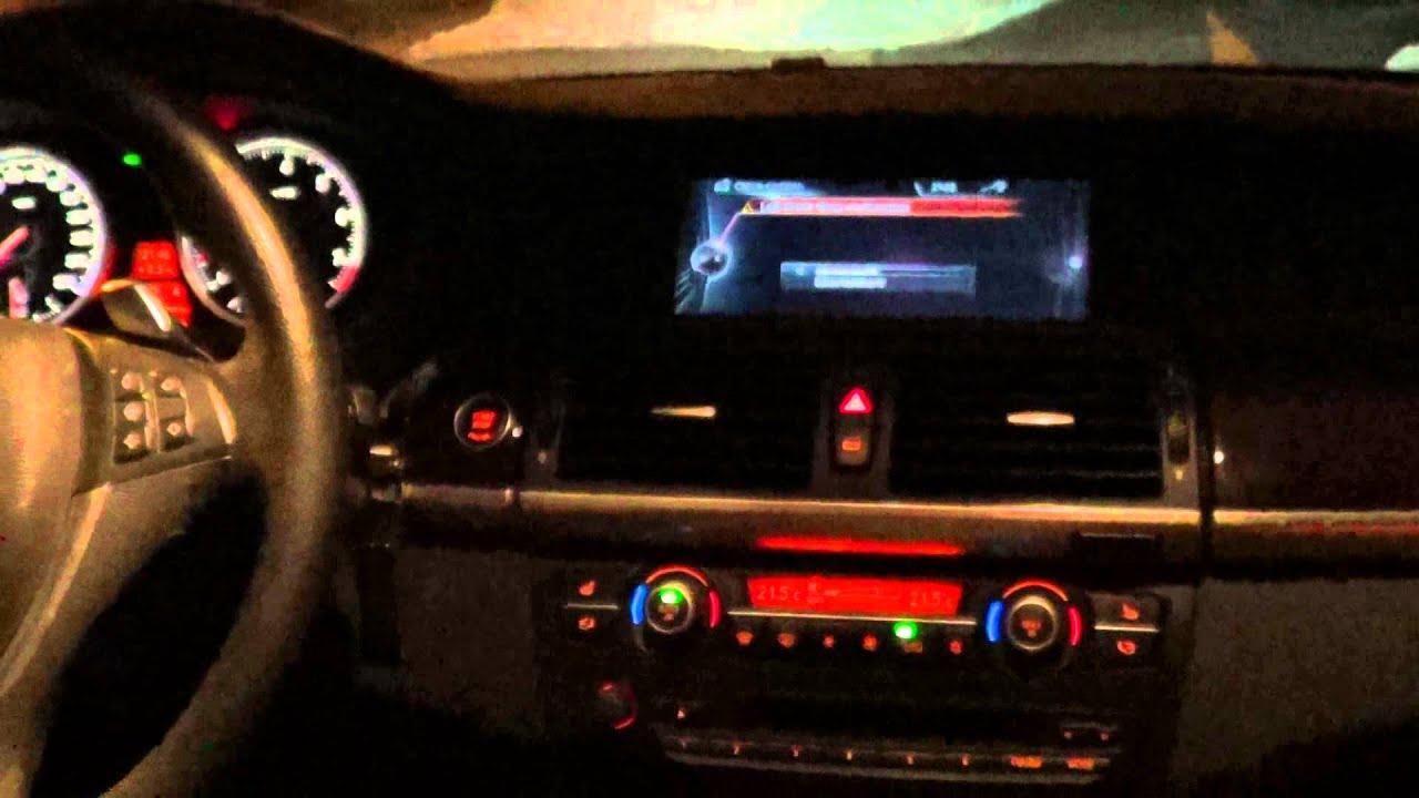 E-Series NBT Retrofit in E71 BMW X6 by Bimmer Retrofit Inc