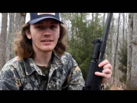 JTS AK Shotgun - 12 Gauge Review - YouTube