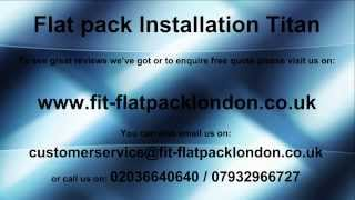 Flat pack Installation Titan FIT Thumbnail