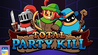 Total Party Kill: iOS / Android / PC Gameplay Part 1 (by Jussi Simpanen)