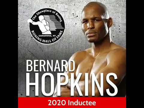 Class Of International Boxing Hall Of Fame 2020