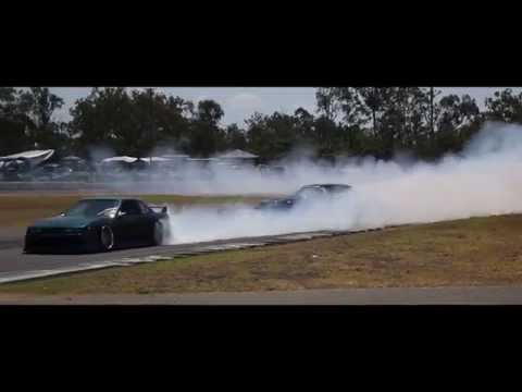 Queensland Raceways Drift Matsuri 2014 - Gearbox Media