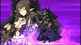 【FGO】セミラミス【賽米拉米斯,アサシン】宝具+EXアタック附中文字幕【Fate/Grand Order】Semiramis Noble Phantasm+EXattack
