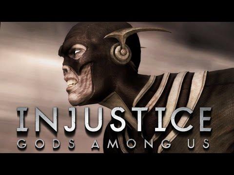 Injustice - БРЕЙН ПРОТИВ ДАШИ!
