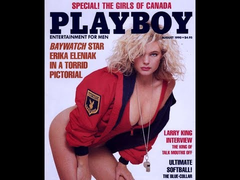 Baywatch and Playboy beauty Erika Eleniak