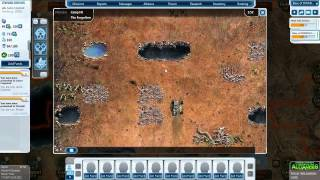 Command and Conquer - Tiberium Alliances - gameplay