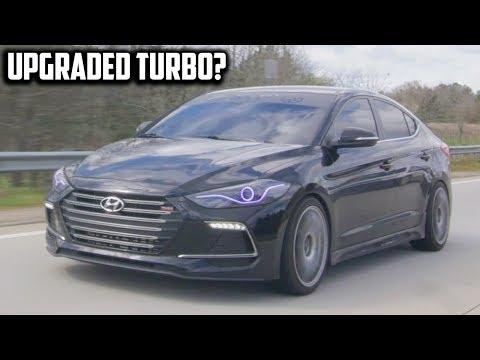 Upgraded Turbo Hyundai Elantra Review An Unexpected Sleeper
