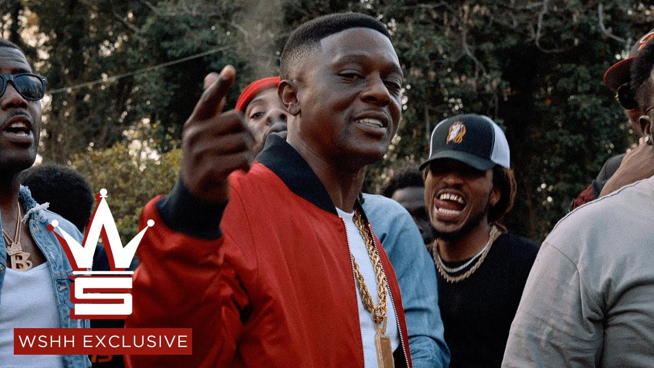 B Will Feat. Boosie Badazz - Dem Hoes Gone Choose