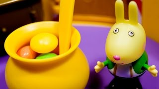 Мультфильмы для детей из игрушек Свинка Пеппа на русском языке. Мультики Свинка Пепа