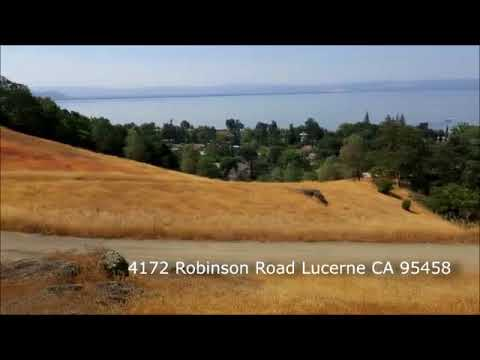 Own Land with this View of Clear Lake CA - Only $99 Down & $99 a month!