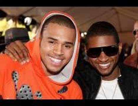 Usher ft. Chris Brown - Make Love In This Club Kiss-Kiss