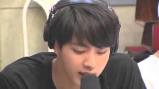 150702 BTS JIN-I NEED U LIVE ACAPELLA
