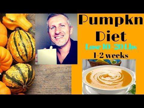 Pumpkin Diet Lose 10-20 Lbs In 2 Weeks