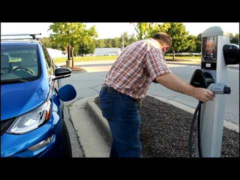2017 Chevy Bolt EV Hands On Review
