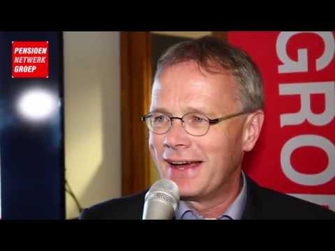 Pensioencafe Fieke van der Lecq en Alwin Oerlemans