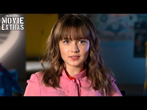 "PACIFIC RIM UPRISING | On-set visit with Cailee Spaeny ""Amara Namani"""