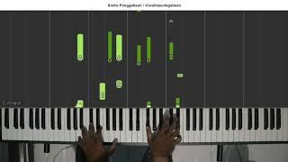 Download Planet Tempat Ku Sembunyi - Arsy Widianto   Piano Cover by Andre Panggabean