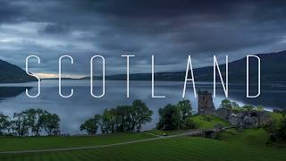 SCOTLAND - a 4K timelapse