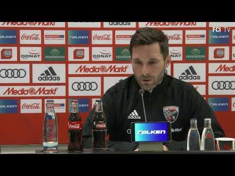 FCI.TV: Die Pressekonferenz vor dem Spiel gegen Düsseldorf