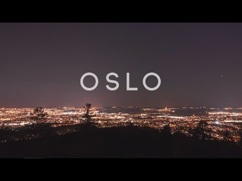 OSLO - Time-Lapse Video In 4K