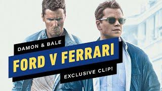 Ford v Ferrari: Exclusive Clip (Matt Damon, Christian Bale)