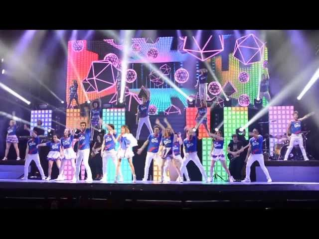 VIOLETTA AU GRAND REX  LE 18:01:2014 Travel Video