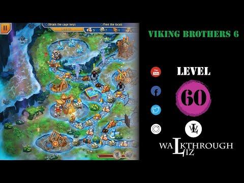 Viking Brothers 6 - Level 60 Walkthrough  