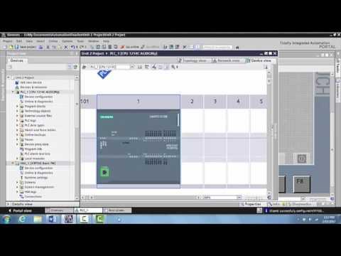 Locating and Prepping a Siemens HMI in TIA Portal - Unit 3.1