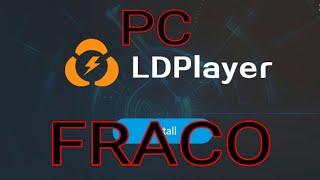 EMULADOR PC FRACO LD PLAYER: Como instalar e configurar