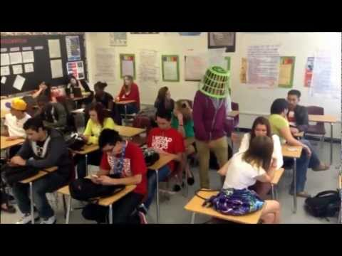 Harlem Shake Wasson High School