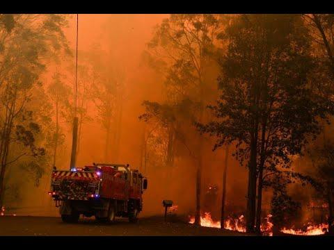 Incendies en Australie: l'état d'urgence déclaré dans le sud-est du pays