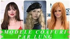 Modele Coafuri Par Lung 2018