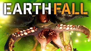Left 4 Dead meets Alien Invasion | Earthfall (NEW GAME)
