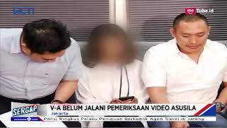 Sebar Foto & Video Asusila ke Muncikari, Vanessa Angel Ditetapkan Sebagai Tersangka - Sergap 16/01