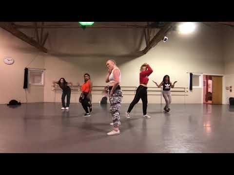 Sean Paul - BAD LOVE ft. Ellie Goulding | Alli Fritz Choreography