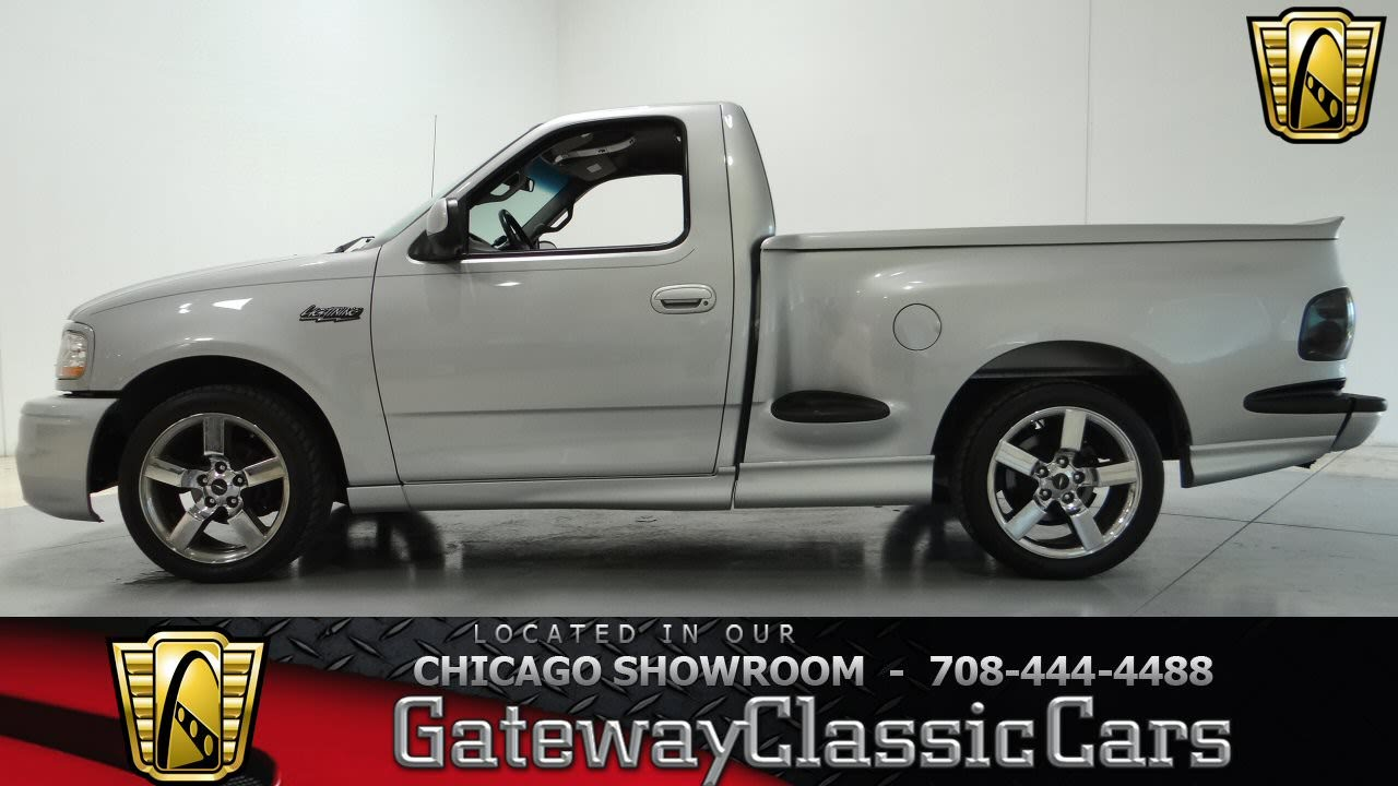 2001 Ford F150 SVT Lightning Gateway Classic Cars Chicago ...