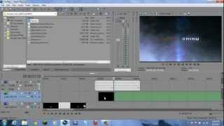 How to Make a Professional Explosive Intro in Sony Vegas Pro 13, 12, 11, 10, 9, 8 (Tutorial)