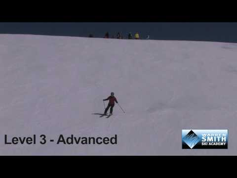 Warren Smith Ski Academy  -  Level 3 (Advanced Intermediate) - Advanced.mov