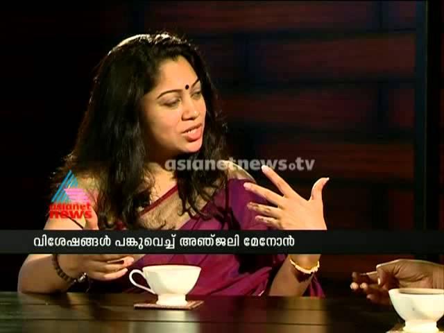 Director Anjali Menon speaks