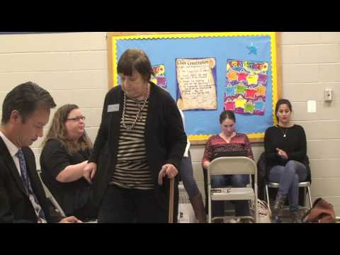 Ashburton Elementary School PTA Meeting 11.1.2016