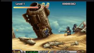 Metal Slug: Run!  levl 1-5