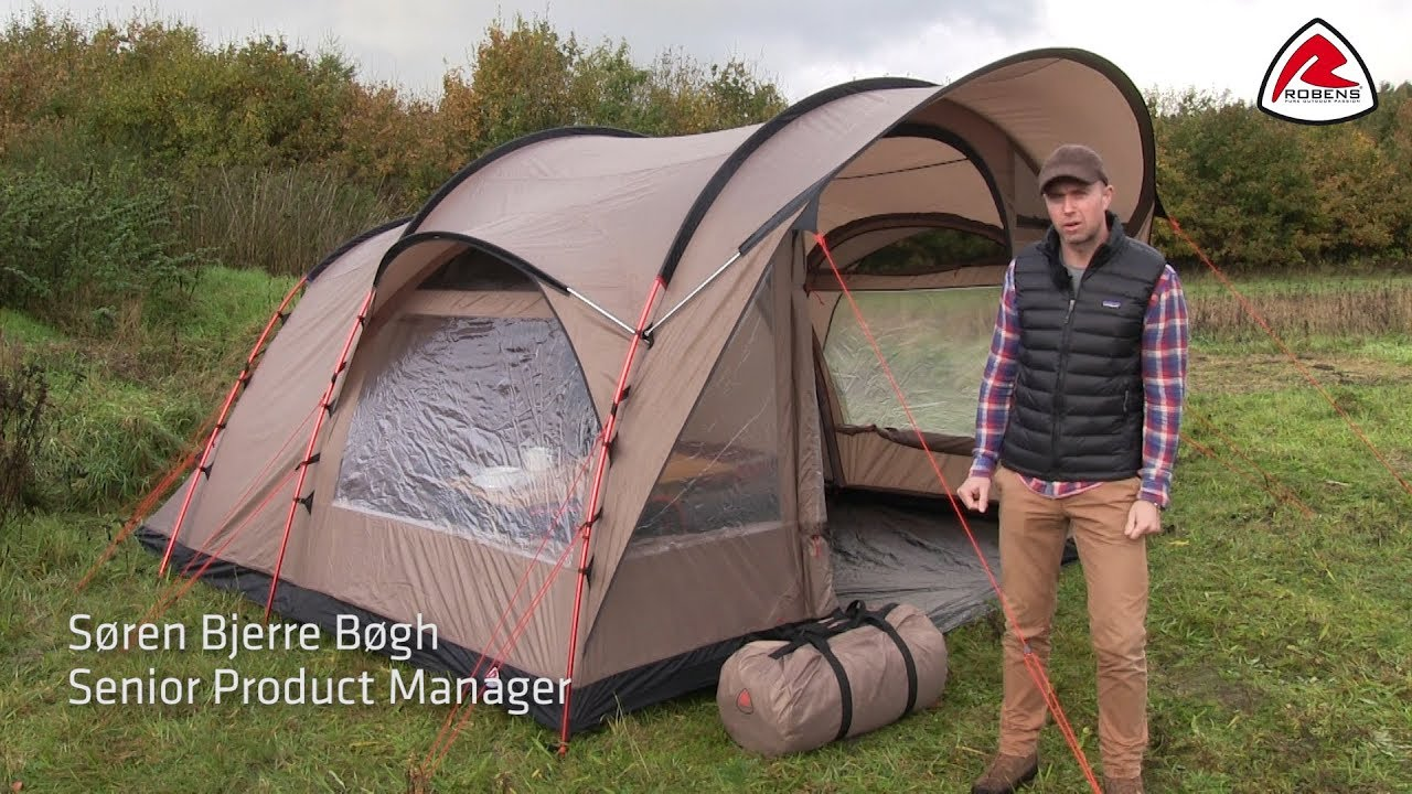 Cabin 400 and 600 Tent - 2018 | Pure Outdoor Passion & Cabin 400 and 600 Tent - 2018 | Pure Outdoor Passion - YouTube