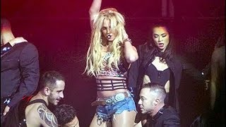 Britney Spears - FULL Triple Ho Show (Live From San Jose, CA)