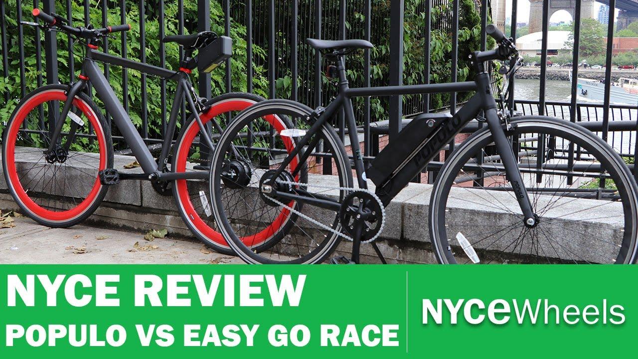 Easy Go Race Vs Populo Sport Single Speed Electric Bike Comparison Com Electricezgo 927electricezgogolfcartwiringdiagramshtml