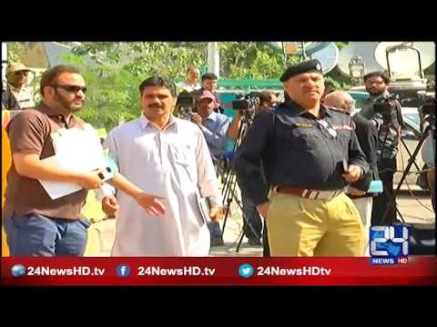 24 Report: Karachi security situation case hearing in Karachi High court