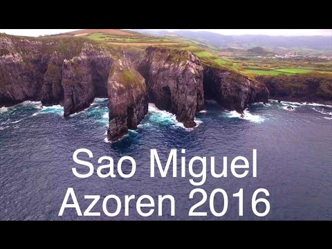 Azoren, Sao Miguel (4K)