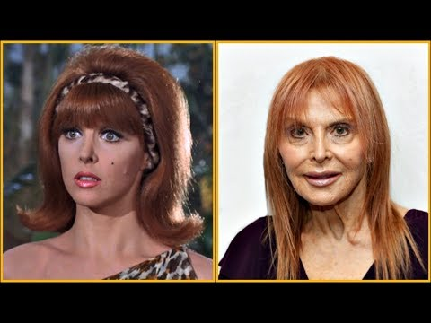 Gilligan's Island (1964-1967) Cast Then and Now 2019