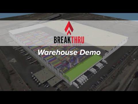 Behind the scenes: Breakthru Beverage Illinois