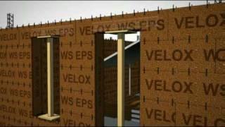 Несъемная опалубка VELOX (ВЕЛОКС). Инстукция строительства(Фильм-инструкция по применению несъемной опалубки VELOX (ВЕЛОКС). Показывает все этапы строительства по техно..., 2009-02-01T07:06:13.000Z)