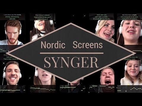 Nordic Screens Synger | Karaoke med appen Sing! Karaoke